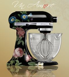 Pioneer Woman Kitchenaid Mixer Decals Oh To Have This