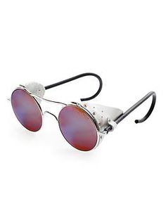 Oh the goggles, why do these remind me of John Lennon  Limited Edition  Vermont Mythic Sunglasses by Julbo® 5247510bc5