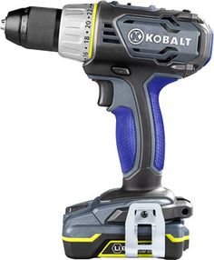 2011 kobalt drill