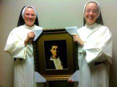 Dominican Sisters of St. Cecilia (plus Bl. Pier Giorgio Frassati!)