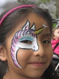 fotos de maquillajes para niños | Trato o truco