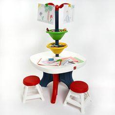 Best Toys For Preschooler 2009: All Around Art Tower (via Parents.com)
