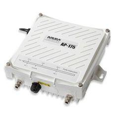 Aruba Networks - IAP-175AC-US - Aruba Instant IAP-175AC Ieee 802.11n 300 Mbit/s Wireless Access Point - ISM Band - Unii, Grey