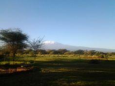 Amboseli Sopa Lodge in Rift Valley