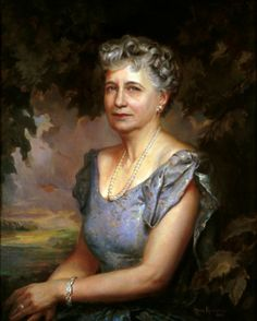 "President Truman called his wife, ""The Boss."" First Lady - Bess Truman First Lady Of America, Us First Lady, Presidents Wives, American Presidents, American History, Iconic Women, Famous Women, First Lady Portraits, Presidential History"