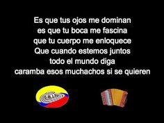Oye bonita - Diomedes Diaz(Letra) - YouTube Youtube, Songs, Thoughts, Lyrics, Youtubers, Youtube Movies