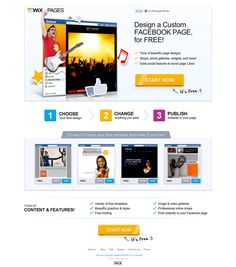 #wix - Israeli start-up to easily build personal sites.