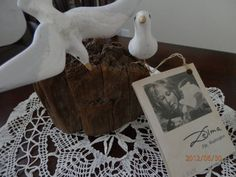 Driftwood Art Art Art handmade by Delma 1980s by SuzyQsVintageShop, $8.00