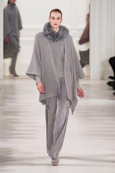 Défile Ralph Lauren Collection Prêt-à-porter Automne-hiver 2014-2015 - Look 46