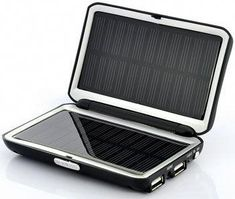 Making a choice to go green by changing over to solar panel technology is without a doubt a good one. Solar panel technology is now being viewed as a solution to the worlds energy needs. Gadgets And Gizmos, Tech Gadgets, Cool Gadgets, Fitness Gadgets, Phone Gadgets, Cool Technology, Technology Gadgets, Technology Design, Solar Energy
