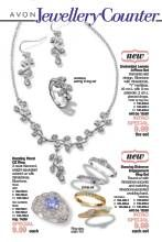 Avon Brochure, Jewelry Collection, Campaign, Valentines, Pendant Necklace, Jewellery, 3d, Facebook, Shop