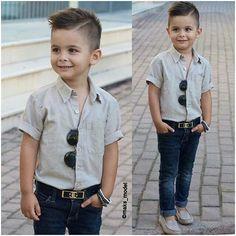 Kids Hairstyles Boys, Boy Haircuts Short, Cool Boys Haircuts, Baby Boy Hairstyles, Toddler Boy Haircuts, Little Boy Haircuts, Young Boy Haircuts, Little Boy Outfits, Kids Fashion Boy