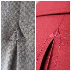 Декоративные и функциональные закрепки, которые вышиваются вручную! #шитье #крой #кройкаишитье #шитьеикрой