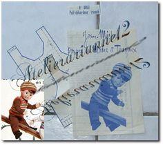 ❤ Patron original TRICOT Jean Michel , MODES ET TRAVAUX, Janvier 1972 ❤ : 4,99 EUR
