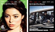 New York Times Magazine, Redesign, 2011 - Matt Willey