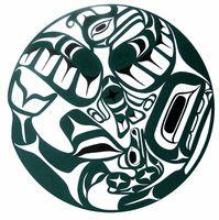 Pacific Northwest native art.