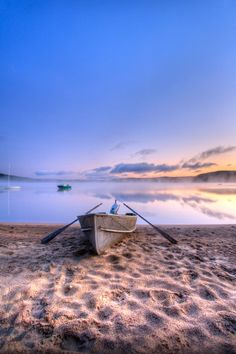 First Light at Papineau Lake. Photo by  Mike Bons. Source 500px.com