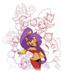 SHANTAE FOR SMAAAAAAAAAAASHHHH. Hey guys. We just updated the Shantae Kickstarter with a bunch of concept art for stages and enemies, but more importantly.. we'd love to get Shantae in Smash Brothers! As you may or may not know, Nintendo recently...