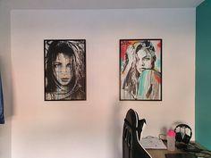 IN SPIRIT par l'artiste LOUI JOVER La Reproduction, Photo D Art, Les Oeuvres, Cartoons, Photos, Gallery Wall, Spirit, Van, Frame