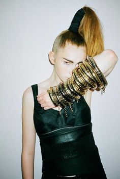 'tubular bracelets'