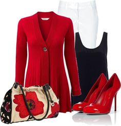 """""""Basically Simple"""" by karen-keathley ? liked on Polyvore..."""