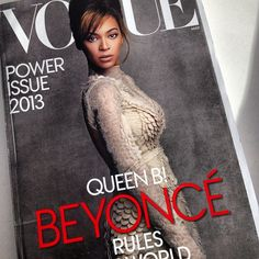 @fabsugar  Let's just take a moment to stare at Beyonce on the cover of Vogue's March power issue, shall we?