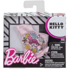 Barbie Hello Kitty Pink 1 Shoulder