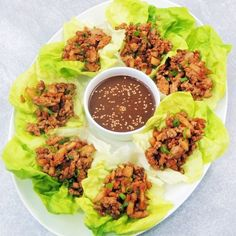 Who wants to worry about traffic, parking, and those high menu prices when you can make these fabulous chicken lettuce wraps.
