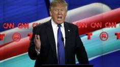 Donald Trump says that he wouldn't allow any more foreign workers replacing us workers. Donald Trump is newly elected president had said that he wouldn't allow Presidential Candidates, Donald Trump, Herald News, Super Tuesday, Reportage Photo, Us Politics, Bullying, Victorious