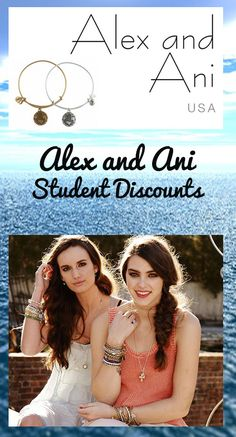 Get Alex and Ani student discounts !!!