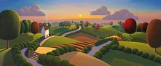 Paul Corfield - The Last Day of Summer