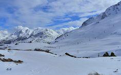 Snowy mountains - Saklıkent / Antalya