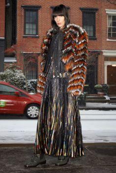 pleats - visual optimism; fashion editorials, shows, campaigns & more!: eboni riley and jamie bochert for givenchy pre-fall 2014