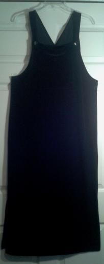 Womens Dress Chico's Velvet style one size fits all