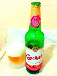 ! I´ve already drank this beer ! [Czechvar Premium Czech Lager - Bohemian Pilsener - 5.0%abv]