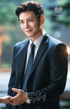 ❤❤ 지 창 욱 Ji Chang Wook ♡♡ that handsome and sexy look . Ji Chang Wook Smile, Ji Chang Wook Healer, Ji Chan Wook, Korean Male Actors, Korean Celebrities, Asian Actors, Most Handsome Korean Actors, Korean Star, Korean Men