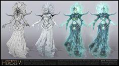 ArtStation - Might and Magic Heroes 6, Csaba Molnar