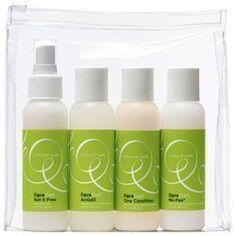 11 Travel Sized Natural Hair Product Packs - BeauTIFFul Curls