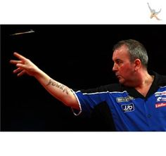 Congrats to Phil 'The Power' Taylor on his 16th World Title. Take the Phil Taylor 12 dart challenge at http://www.konkura.com/challenge/?uid=c532998e-4ecc-4d5b-b0b7-20a4761e52ba=Are+you+the+new+Phil+The+Power+Taylor+12+Dart+Challenge