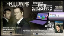 Microsoft Surface Pro 2 Sweepstakes
