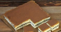 Ciasto z rurkami w 15 minut