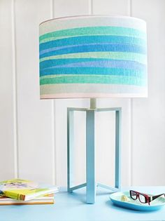 Match your lamp shad