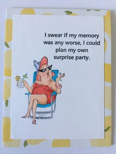 Create Birthday Card, Birthday Cards, Art Impressions Stamps, Card Sayings, Card Sentiments, Simon Says Stamp, Copic Markers, Funny Cards, Beach Babe