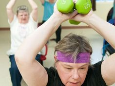 Active seniors pursue fitness, fellowship