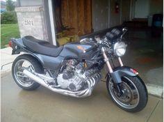 1981 Honda Cbx Custom