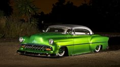 1954 Chevrolet Bel Air Custom Coupe