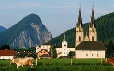 Stift Admont, Austria