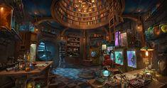ArtStation - Monster Ego Studios, shawn lee
