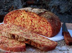 Вы пробовали свекольный хлеб? Нет? На вкус как обычный белый домашний хлеб, да и свекла практически не чувствуется, а вот цвет хлеба очень и очень интересный!. :)… Bread Recipes, Cooking Recipes, Healthy Recipes, Bread Shop, Pizza Muffins, Flatbread Pizza, Challah, Bon Appetit, Banana Bread