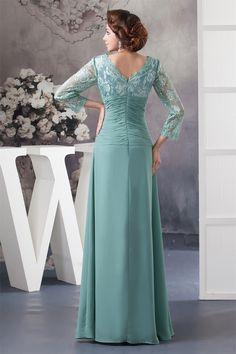 New Arrival 2015 Dresses For Wedding Mother Of The Bride Formal Long Elegant Appliques Chiffon Plus Size Vestido Mother Dresses